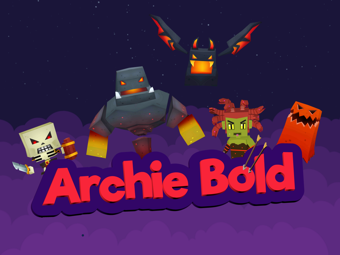 Archie Bold - An Archery Adventure!